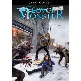 Correia Larry: Lovci monster 3 - Alfa