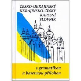 Ornst a kolektiv Jaroslav: Česko-ukrajinský ukrajinsko-český kapesní slovník