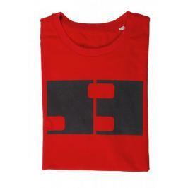 MFF Karlovy Vary pánské červené tričko M