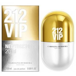 Carolina Herrera 212 VIP New York Pills - EDP 20 ml