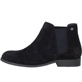 s.Oliver dámská kotníčková obuv 37.0 tmavě modrá