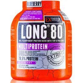 Extrifit Long 80 Multiprotein 2,27 kg borůvka