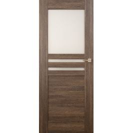 VASCO DOORS Interiérové dveře MADERA kombinované, model 5, Bílá, A