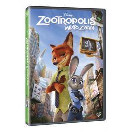 Zootropolis: Město zvířat    - DVD