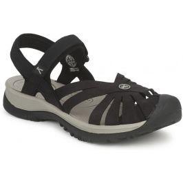 KEEN Rose Sandal W Black/Neutral Gray 37,5