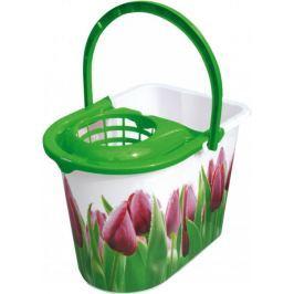 York Vědro Tulip 14 l se zelenou odstředivkou