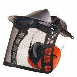Hecht 900105 - ochrana očí - přední štít se sluchátky