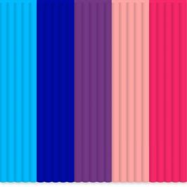 3Doodler Create Mix color PLA - BubbleGum