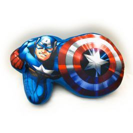 Jerry Fabrics Tvarovaný polštář Avengers