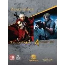 Devil May Cry 3 + Resident Evil 4
