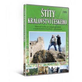 Štíty království českého (2DVD)   - DVD