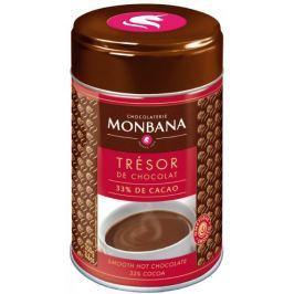 Monbana horká čokoláda Tresor 250 g