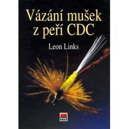 Links Leon: Vázání mušek z peří CDC