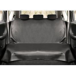 MAMMOOTH Ochranný potah na zadní sedačky - ekologická kůže, barva černá