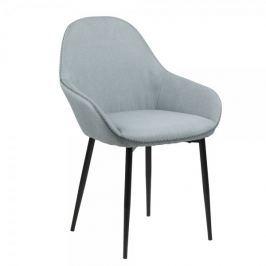 Design Scandinavia Jídelní židle Disca (SET 2 ks), dusty green