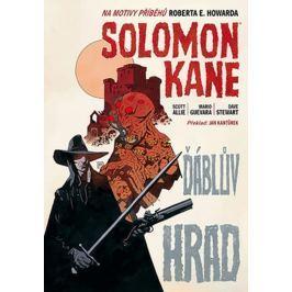 Allie Scott: Solomon Kane 1 - Ďáblův hrad - váz.