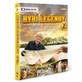 Rybí legendy Jakuba Vágnera 2  (6DVD)    - DVD