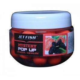 Jet Fish Mystery Pop Up 16 mm 60g jahoda/moruše