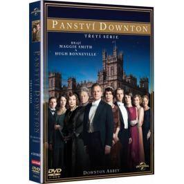 Panství Downton 3. série (4DVD)   - DVD