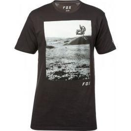 FOX pánské tričko Picogram SS Premium XXL černá
