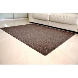 Kusový koberec Udinese hnědý 120x170 cm
