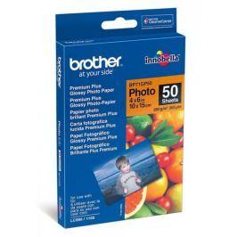 Brother fotopapír premium Glossy BP71GP50 10 x 15 cm, 50ks