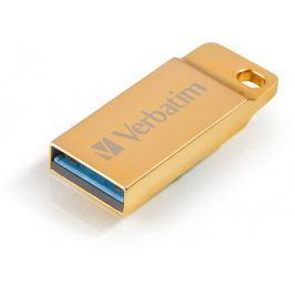 Verbatim Store 'n' go 64GB Metal Executive zlatý (99106)