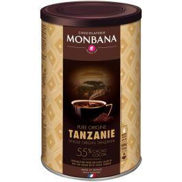 Monbana horká čokoláda Tanzanie 500 g