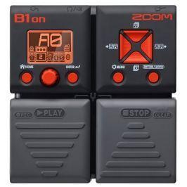 Zoom B1on Baskytarový multiefekt