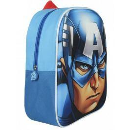 Disney Dětský batůžek Avengers, modrý
