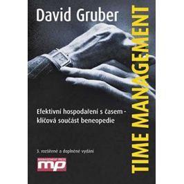Gruber David: Time management - 3. vydání