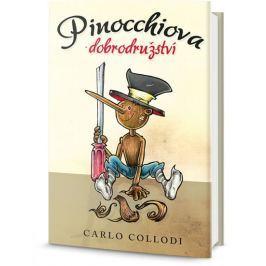 Collodi Carlo: Pinocchiova dobrodružství