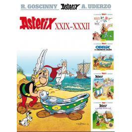 Goscinny R., Uderzo A.,: Asterix XXIX - XXXII