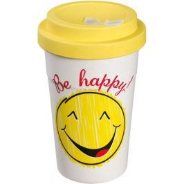 Zassenhaus Eco Hrnek Coffee to go Be Happy