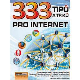 Klatovský Karel: 333 tipů a triků pro internet