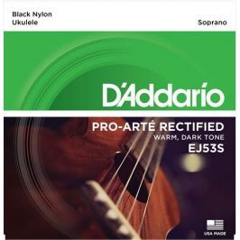 Daddario EJ53S Struny pro sopránové ukulele