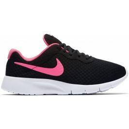 Nike Tanjun GS Shoe Black Hyper Pink-White 35,5 Obuv