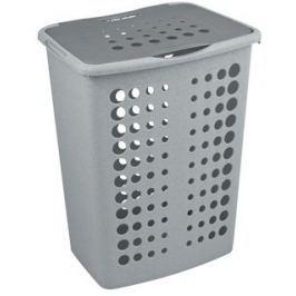 Curver Koš na prádlo 60 l šedý