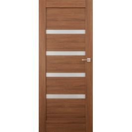 VASCO DOORS Interiérové dveře EVORA kombinované, model 4, Bílá, C
