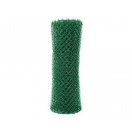 Čtyřhranné pletivo Zn+PVC (s ND) - výška 200 cm, zelená, 25 m