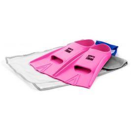 Born To Swim Plavecké silikonové ploutve - růžové 42-44
