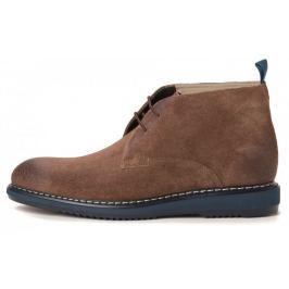 Clark's pánská kotníčková obuv Kenley Mid 43 hnědá