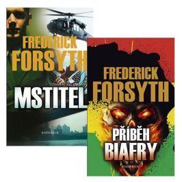 Forsyth Frederick: Komplet Forsyth: Mstitel + Příběh Biafry