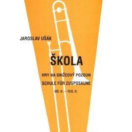 KN Škola hry na snižcový pozoun II Škola hry na trombon