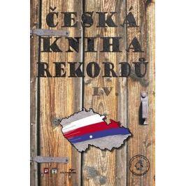Rafaj,Marek,Vaněk: Česká kniha rekordů IV.