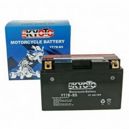 Baterie KYOTO 12V 6Ah YT7B-BS (dodáváno s kyselinovou náplní)