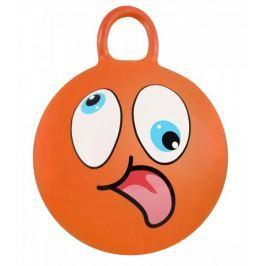 Eddy Toys Skákací míč 45 cm oranžová