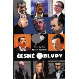 Havlík Petr, Komárek Martin: České obludy