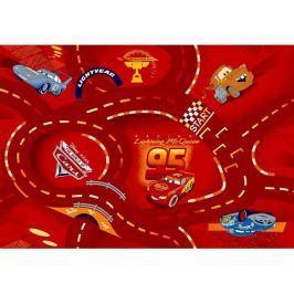 Dětský koberec The Wolrd of Cars 10, 95x200 cm