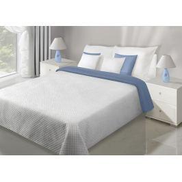 My Best Home Přehoz na postel AXEL 220x240 cm stříbrná